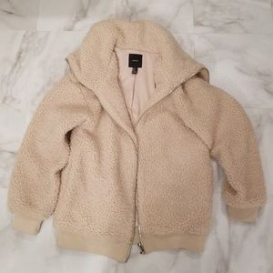 Teddy Coat/ jacket